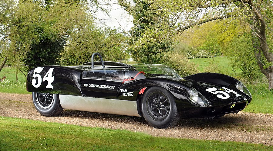 The Glasius Lotus Collection: A highlight of Bonhams' Goodwood Festival sale