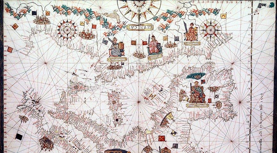 London Map Fair:  Historisch wegweisend