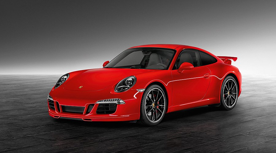 Porsche 911 Carrera S with Powerkit: A pseudo-GT3