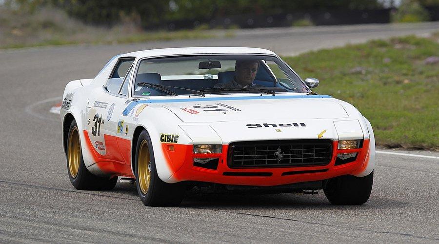 Pebble Beach 2012: Bonhams versteigert Ferrari 365 GTB/4 NART Spyder