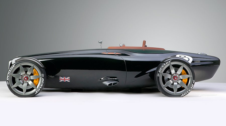 Bentley Barnato Roadster Concept: Return of the Bentley Boys