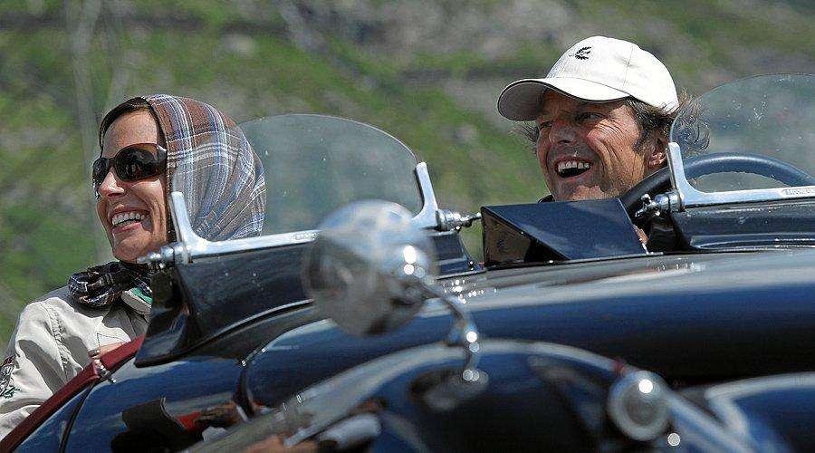 British Classic Car Meeting St. Moritz 2012: Letzter Aufruf