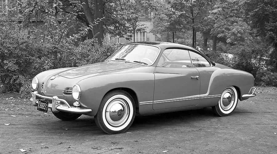 Classic Concepts: 1962 Volkswagen Karmann Ghia Type 1 Coupé