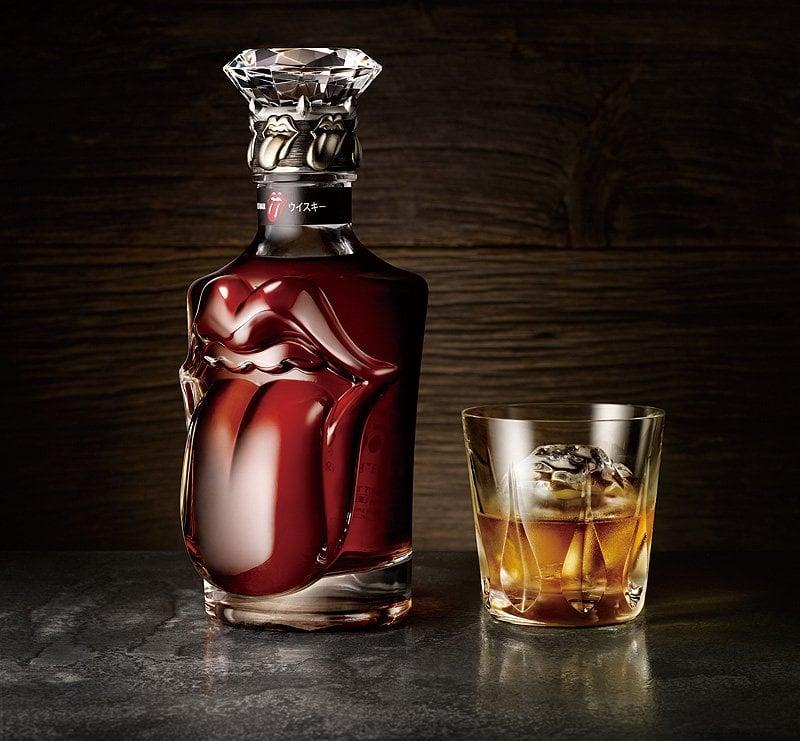 Suntory Rolling Stones Whisky: Satisfaction, garantiert