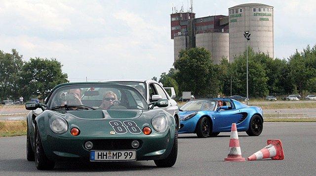 Charity Challenge 2012: Copiloten für Ferrari und Porsche gesucht