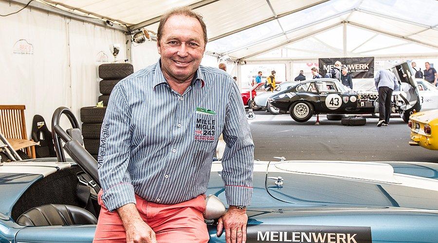 Fünf Fragen an Jochen Mass, Rennfahrer-Haudegen