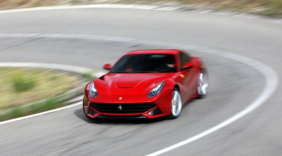 Ferrari F12berlinetta: 12 out of 10