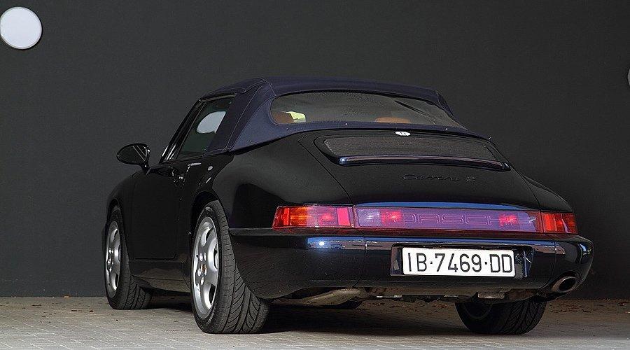 Porsche 911/964: Das Supertalent