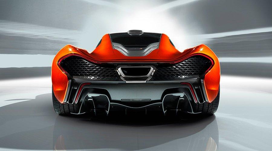 McLaren P1: Heading the hypercar hierarchy?