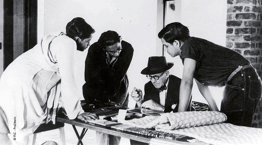 Girard-Perregaux Le Corbusier Watch Trilogy: Modern times