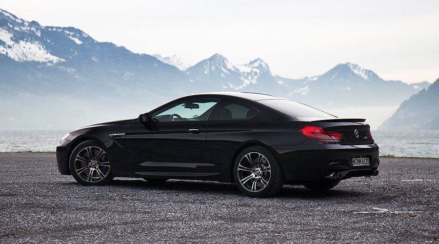 BMW M6: The Tip Of The Iceberg ...