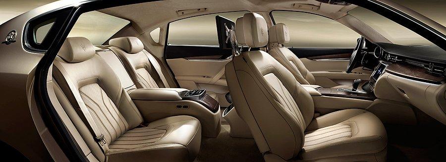 Der neue Maserati Quattroporte: Dreizack zum Angriff