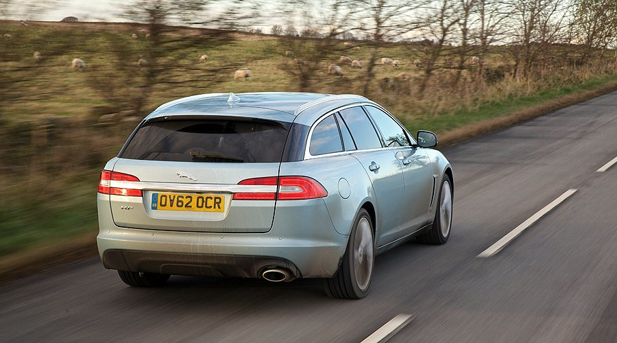Jaguar XF Sportbrake im Scotch-Whisky-Test
