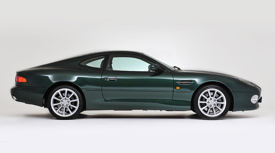 Aston Martin DB7 V12 Vantage: Now you're talking...