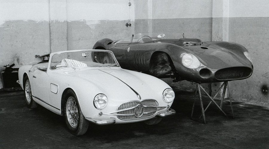 1957 Maserati 150 GT Spider: A race-bred prototype