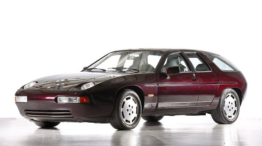 Classic Concepts: Porsche 928 H50