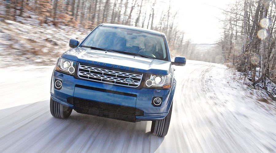 Land Rover Freelander: Wild in Canada