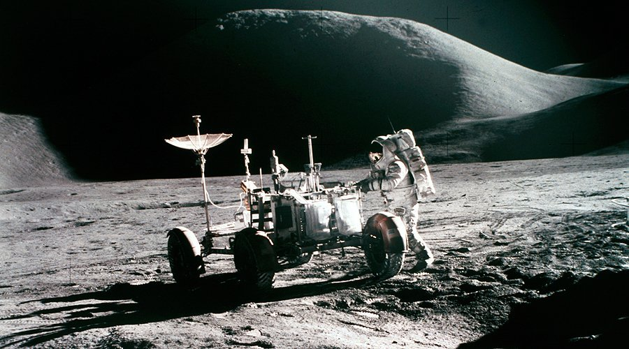 Classic Driver's Guide to the Moon: The moon buggy