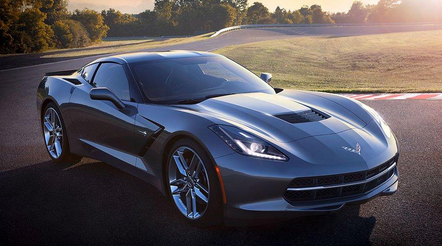 The New Chevrolet Corvette: Return of the Stingray