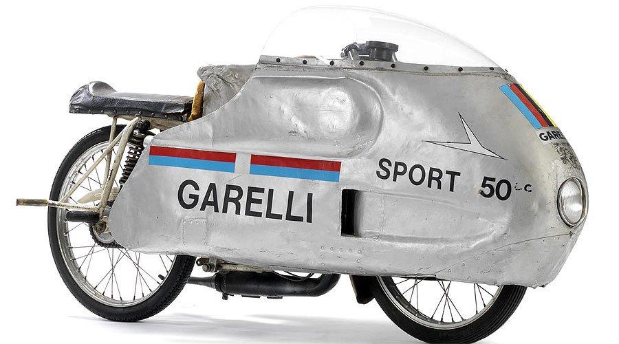 Still a Record-Breaker: 50cc Garelli Monza Special