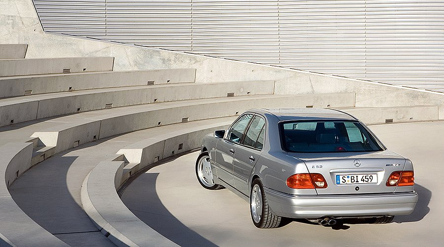 Tuning for the Middle Classes: Early AMG saloons