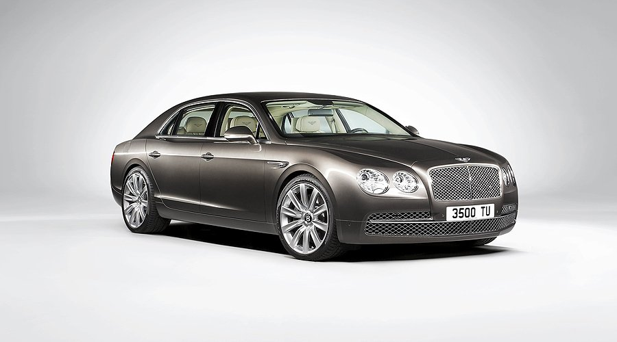 New 616bhp Bentley Continental Flying Spur to Touch Down at Geneva
