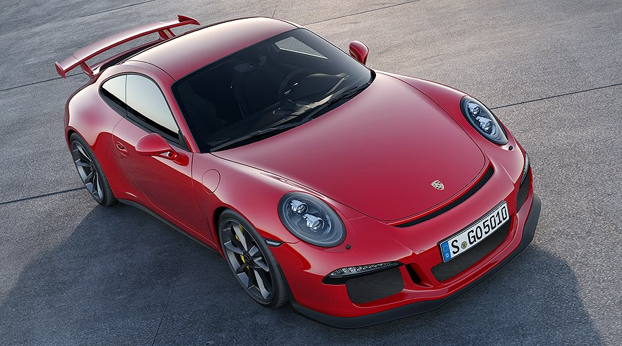 The New Porsche 911 GT3: Red alert!