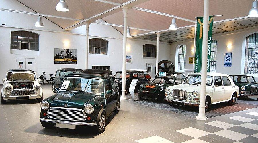 Automobiles BMC: The 'Mini Dream Factory'