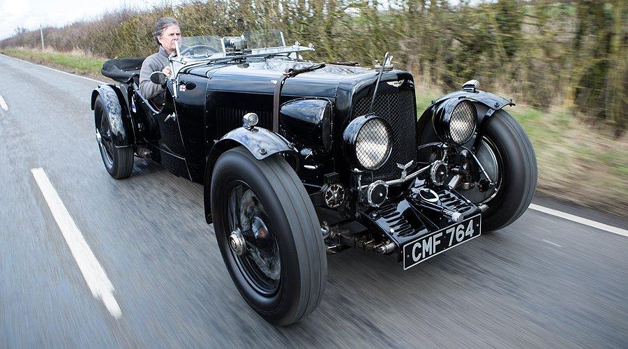"""Aston Martin """"Ulster"""" von 1935: Einmal Rennstrecke und zurück"""