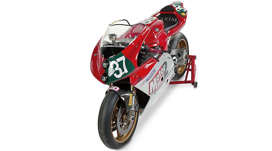 MV Agusta F4 1000 Works Racing Prototype