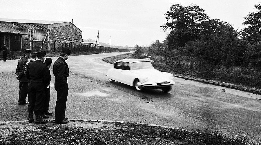 Citroën DS 19 Prototyp: Die Göttin ist gelandet