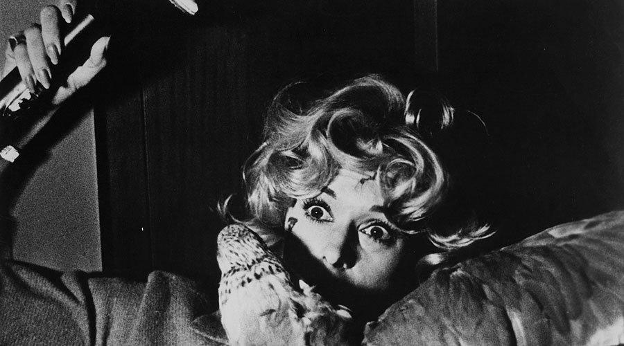 Alfred Hitchcock und seine Blondinen