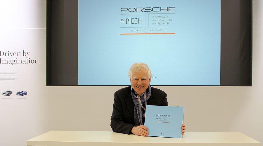Gentleman's Library: Porsche & Piëch