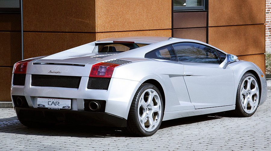 Lamborghini Gallardo Raging Bull Reasonable Bill Classic Driver
