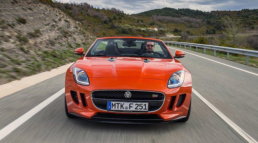Jaguar F-Type V8 S: Das große Brüllen