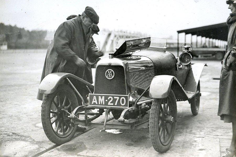 Aston Martin's Pre-War Years: Insights into an almost-forgotten era