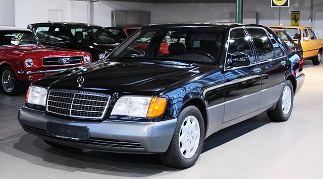 Big Benz: Our pick of the S-Class generations | Classic Driver Magazine