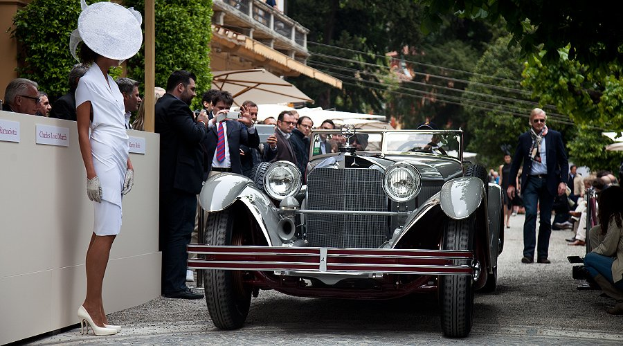 Best of Show: Our favourites from the Concorso d'Eleganza Villa d'Este 2013