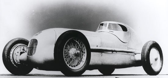 January 28 1938 Rudolf Caracciola A Mercedes Benz Racing Car And The All Time World Record Of 432 7 Kilometers Per Hour On Motorway Once Again