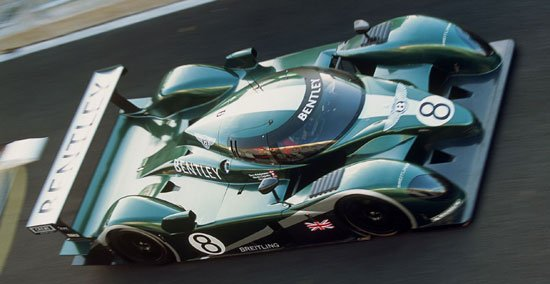 team bentley in 2003 - from sebring to le mans | classic driver magazine
