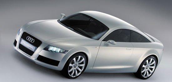 Audi Nuvolari Quattro New At Geneva Classic Driver Magazine