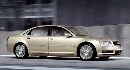 New Audi A8 3 0 Multitronic Announced For The Uk Classic Driver Magazine