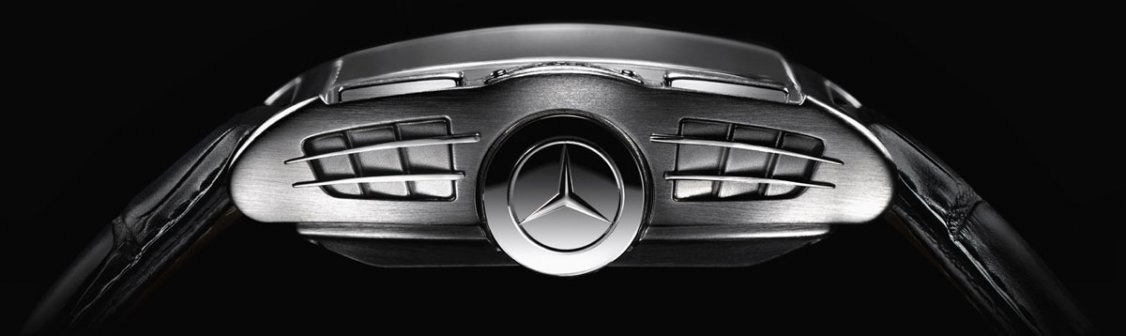 Mercedes-Benz & Tag Heuer: SLR-Chronograph