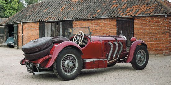 One Of The Last Great 20th Century Old Master Car Collections To