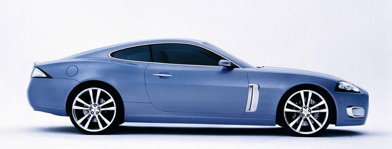 Jaguar Advanced Lightweight Coupe at Detroit
