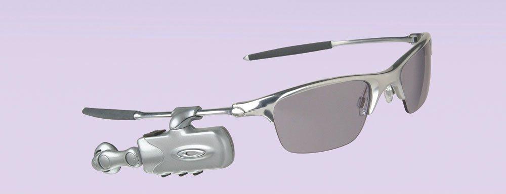 New Oakley sunglasses with Motorola technology