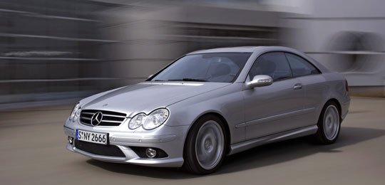Find Mercedes-Benz CLK-Class listings in your area