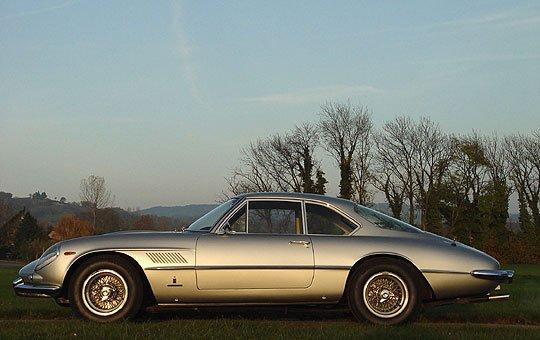 Bonhams Historic Ferrari Motor Cars At Gstaad 17th December 2005 Classic Driver Magazine