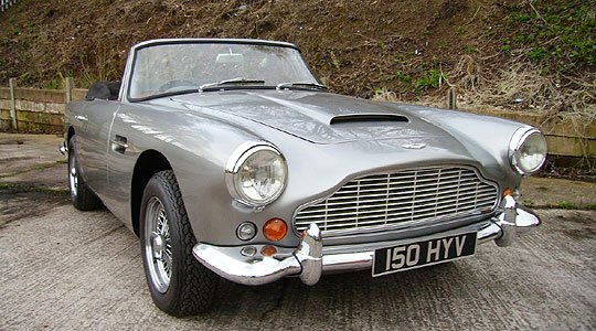 Bonhams Aston Martin Sale At Newport Pagnell 13th May 2006 Preview