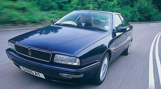 Maserati Quattroporte IV   Classic Driver Magazine